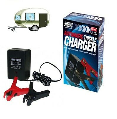 Maypole Automatic Battery Trickle Charger 12Vdc 0.5A Mp7402
