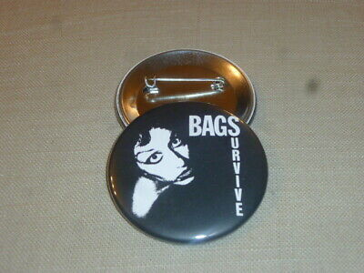 """gig poster badge lp punk darby crash pat smear 1.5/"""" PINS THE GERMS BUTTONS"""