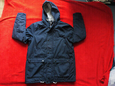 C&A Clockhouse Rote Steppjacke Gr. XL Winter Windbreaker