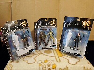 1998 X-FILES Action Figure Collection-McFarlane Series 1 Your Choice of 6