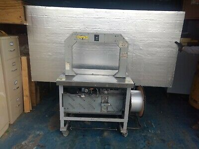 Dynaric D2400 Strapping Machine