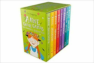 Anne of Green Gables: The Complete Collection Box Set (Anne of Green... New Book