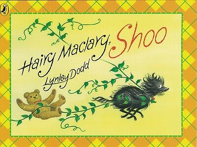 Young Children's Rhyming Picture Story Book: Hairy Maclary, Shoo - Lynley Dodd