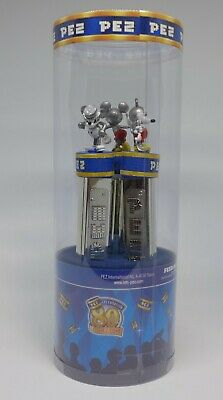 PEZ Mickey Mouse - Silver Edition