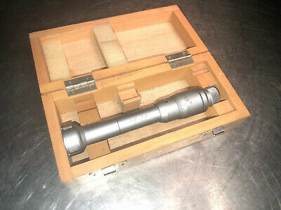 "Mechanical Inside Hole Micrometer 0.00... 3.15/"" Gage Depth SPI 1 to 1.2/"" Range"