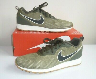 NIKE MD RUNNER 2 Vert Militaire Chaussures Homme Sportif