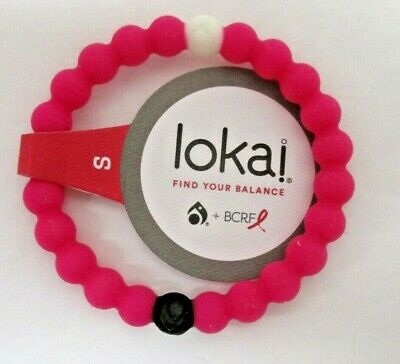 Lokai Authentic  Pink Size SMALL - Breast Cancer Awareness - BUY 1 get 1 FREE
