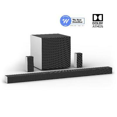 """VIZIO 46"""" 5.1.4 Home Theater Sound System with Dolby Atmos Chromecast Built-In"""