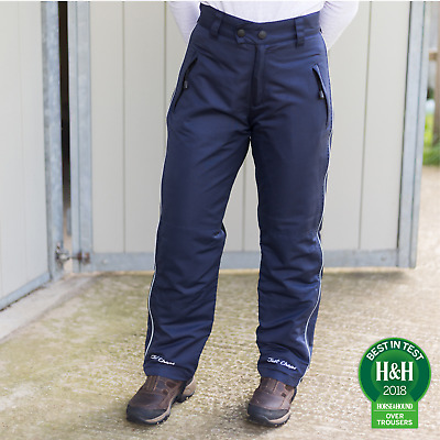 Just Chaps Adult Equestrian Waterproof Horse Riding Over Trousers - All Sizes