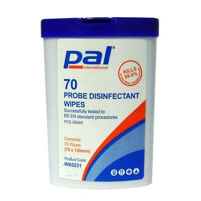 Pal Disinfectant Wipes (70pk)