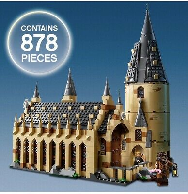 LEGO Harry Potter Hogwarts Great Hall Toy - 75954🎄🚚QUICK DISPATCH 🏭🏭.