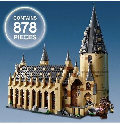 LEGO Harry Potter Hogwarts Great Hall Toy - 75954🎄🚚QUICK DISPATCH 🏭,,