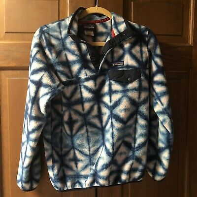 VINTAGE PATAGONIA SNAP T Fleece Sweatshirt HerrenJacke