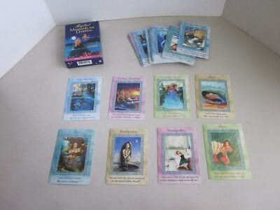 Magical Mermaids and Dolphins Oracle Cards 44 card deck NO Guidebook