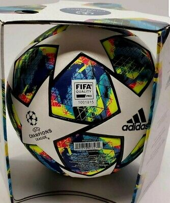 Adidas Champions League Final Official Match Ball 2019-20 Size 5 with BOX