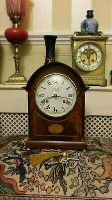 *******Superb ********* Smaller Regency Lancet Clock by Comitti of London*******