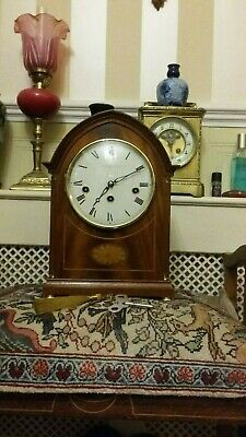 *****Stunning ********* Regency Lancet Clock by Comitti of London*******