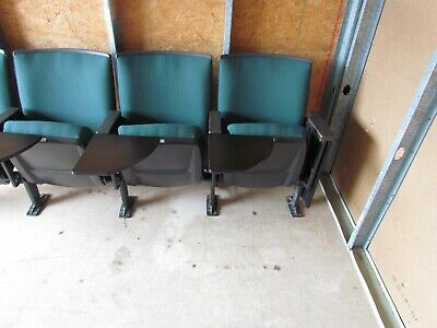 Movie Chairs Seats Auditorium Theater / Church Seating 3 Each