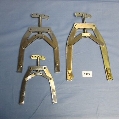 Zimmer Surgical Orthopedic Kirschner Wire Tractor Set of 3