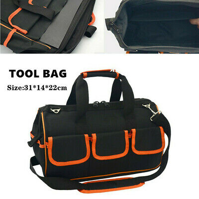Heavy Duty Tool Bag Double 600D Oxford Cloth Multi-Function Waterproof Bags