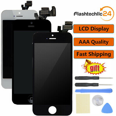 LCD Touch Screen Display Replacement For iPhone 5 Full Digitizer Assembly Camera