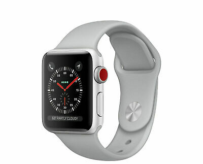 Apple Watch Series 3  38/42MM [GPS+Cell] AL Case Sport Band [Condition Fair] AUS