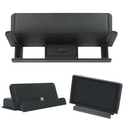 Charging Dock Stand Charger Cradle for Nintendo Switch Game Console New