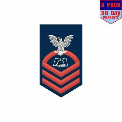 2 x US Navy Chief Petty Officer/'s Insignia Trade Badge Assorted Tropical USN CPO