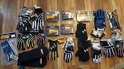 Whole Sale Lot Of Dicks Sports Gloves Liquidation Lot Fast Sellers Rush Shipping