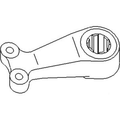 R51121 fits John Deere Center Steering Arm 4555 4560 4630 4640 4650 4755 4760