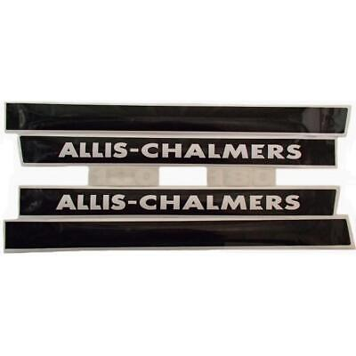 AC180 New Hood Decal Set for Allis Chalmers Tractor 180