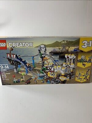 LEGO 31084 Pirate Roller Coaster 3 in 1 CREATOR new Sealed Box