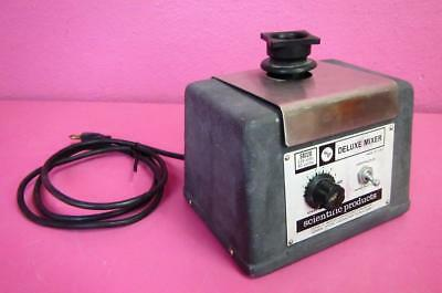 Scientific S8220 Deluxe Vortex Mixer Laboratory Shaker Vibrator Variable Speed
