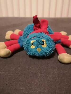 Spider WOOLLY Plush Soft Cute Plush Toy Kid/'s Plush Toy Gift Woolly and Tig