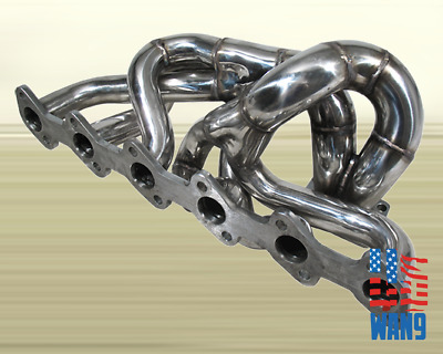 86-91 E30 M20 2.5//2.7 T3 T4 Stainless Top Mount Racing Turbo Exhaust Manifold