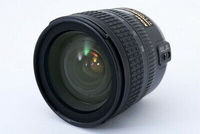 Nikon AF-S Nikkor 24-85mm f/3.5-4.5G ED IF Zoom Lens From Japan [Very good]