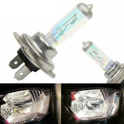 H7 Xenon Headlight Bulb 100w 8500k Lamp Super White Effect 12V X9V3 Atmosph T4Y6