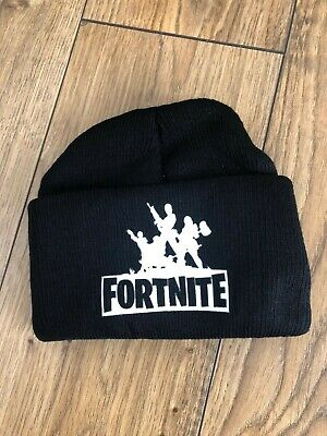 Fortnite Battle Royale beanie winter Kids Boys Girls Gift