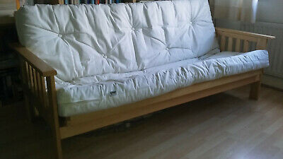 Kyoto Cuba 3 Seater Double Sofa Bed