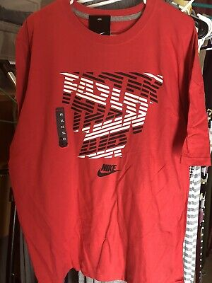Details about Nike Mens Air Max T shirt White AT2723 100 Sz 2XLarge, NWT