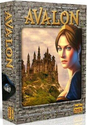 The Resistance: Avalon Card Game Indie Boards & Cards BRAND NEW ABUGames