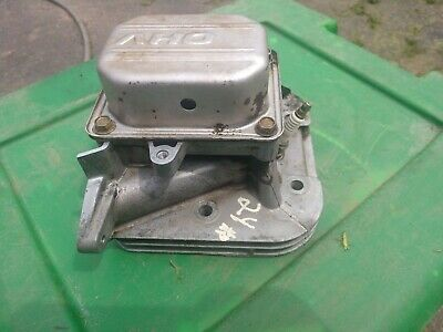 Cylinder head valves & cover #1 Briggs Stratton 406777 20HP engine 214612 V-Twin