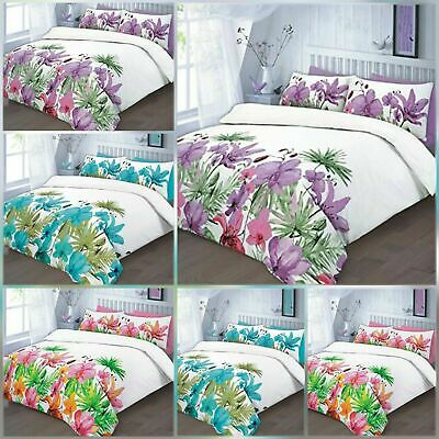 100/%OFFICIAL LICENSED JASMINE HEART PRINTED POLY//COTTON DUVET QUILT COVER SET