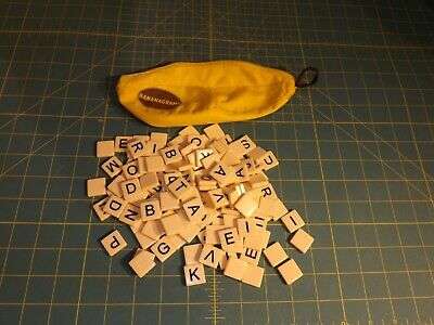 Bananagrams Word Game - Complete