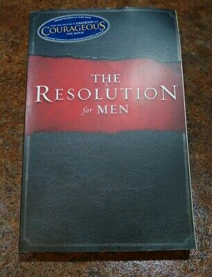 The Resolution for Men by Stephen & Alex Kendrick (2011 Paperback) Christian