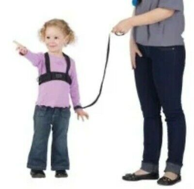 Jeep 2-in-1 Kids Safety Harness