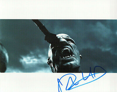300 Edict of Expulsions 1492 Actor The Strain Wrestler Hercules Signed 8 x 10 photograph of Robert Maillet UACC