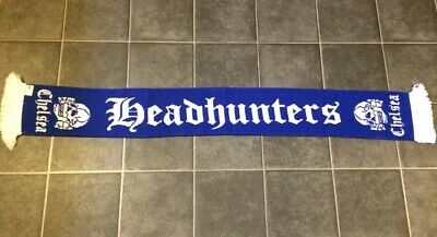 Chelsea Headhunters Hooligan/Ultra Football Scarf - New