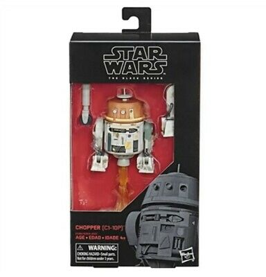 Star Wars The Black Series Star Wars: Rebels Chopper (C1-10P) #84