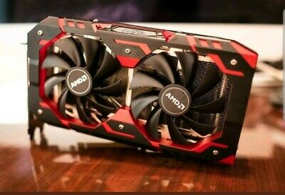 PowerColor Red Devil RX 580 8GB Dual Bios - VR Ready